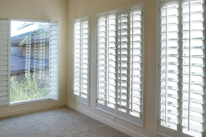 Shutters Blinds Interior Window